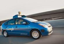 Googles driverless car!