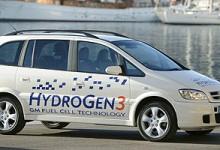 Hydrogen Cars