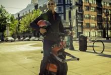 A half motorbike?