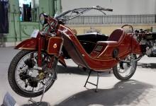 Motala: Megola motorcycle design flaw
