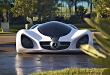 Mercedes Benz Biome car