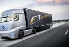 Mercedes Future Truck 2025
