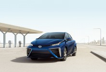 Toyota – fuel cell car concept