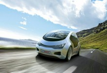 Green cars of the future