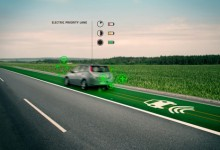 The Roads of The Future – Electric Priority Lane