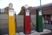 Gas stations from the past