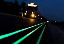 The Roads of The Future – Glow In The Dark, the new light bulb?