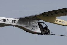 Solar Impulse – A solar driven Aircraft.