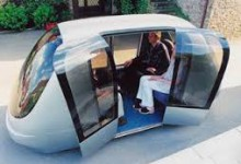 The Future of Driverless Cars (video)