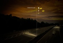 The Roads of The Future – Interactive Lights