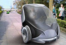 Urban Transport Pods
