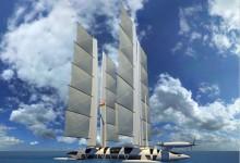 Mega Flying Yacht