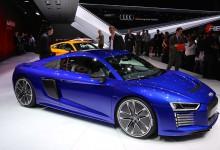 Audi r8 e-tron steget mot framtida bilar!