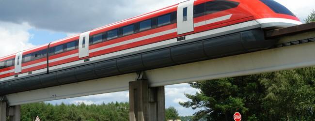Maglevtåg – Framtidens älskvärda tåg?