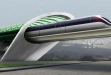 Train in the future? Design?
