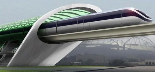 Train in the future? Design?