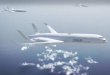 Airbus cabin concept