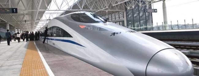 Tåget är framtiden!