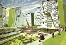 Green cities of the future