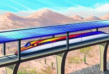 Solar Powered Trains In Arizona