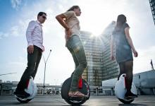 Enhjulingen Solowheel är ditt framtida transportmedel