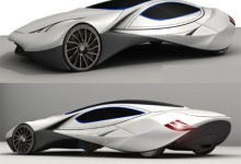 Future sports cars design
