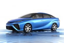 Vätgas, framtidens bränsle?