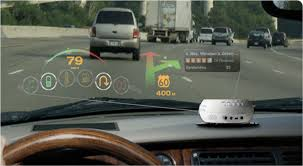 augmented reality dashboard?