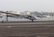Solar Impulse Plane Makes Its First Round-the-World Layover