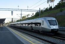 lägga mer pengar på tåg