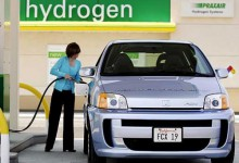 Hydrogen gas as a fuel