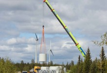Hur man bygger ett vindkraftverk