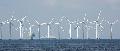 Sveriges tredje största kraftslag – Vindkraft