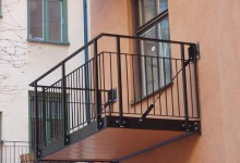 Olivers balkong