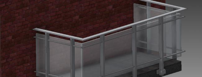 Davids balkong