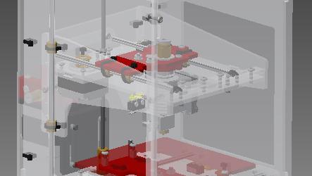 """Att tillverka en 3D-Skrivare av """"teknikskrot"""""""