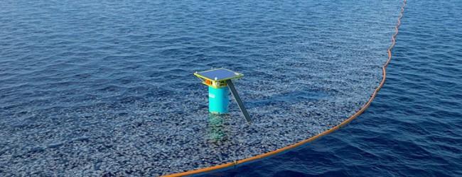 Jättedammsugare ska rensa haven från plast Teknikprojektet