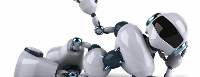 Döende Robot