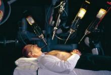 Kirurgi med robottar