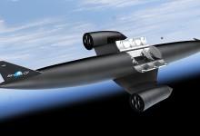 Skylon kommer att kunna flyga upp mot nästan 7000 km/h