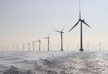 Nytt rekord i vindkraftverk