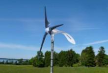 Vindkraft- Horisontella vindkraftverk
