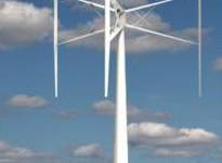 Vertikal axel vindkraftverk