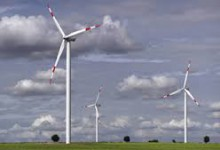 Olika typer av vindkraftverk