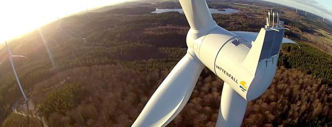Allmänna fakta om ett vindkraftverk