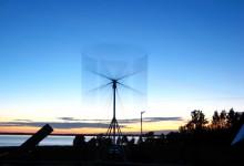 Vertikala vindkraftverk