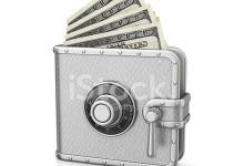 Säker plånbok