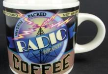 Kaffedriven musikmugg