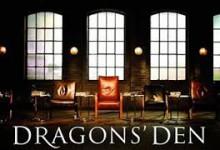 Dragons den Hemsida