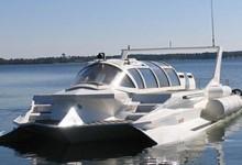En båt som kan omvandlas till en smidig u-båt